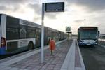 """Bus-Haltestelle """"Seehafen Fähre"""" in Betrieb genommen"""
