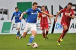 Hansa Rostock besiegt Rot-Weiß Erfurt mit 1:0