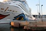 Kreuzfahrtschiff-Liegeplatz in Warnemünde wird saniert