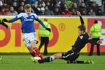 Hansa Rostock und Holstein Kiel trennen sich 2:2