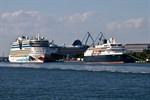 Kreuzschifffahrt in Warnemünde soll sauberer werden