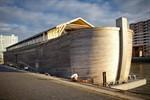 """Bibel-Erlebnismuseum """"Arche Noah"""" im Stadthafen Rostock"""