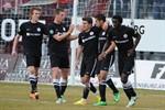 Hansa Rostock trennt sich vom SSV Jahn Regensburg 1:1