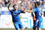 Hansa Rostock besiegt Borussia Dortmund II mit 1:0