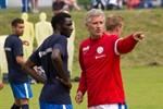 Hansa Rostock beim 1. FC Saarbrücken zu Gast