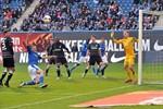 Hansa Rostock unterliegt dem MSV Duisburg mit 0:1