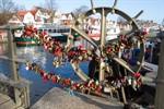 Aus für die Liebesschlossbrücke in Warnemünde