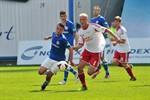 Hansa Rostock unterliegt RB Leipzig mit 0:1