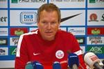 Hansa Rostock beim SV Wacker Burghausen zu Gast