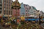 Frühlingsvergnügen auf dem Rostocker Ostermarkt 2014