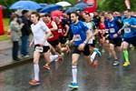 Verregneter Citylauf 2014 mit Teilnehmerrekord