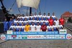 FC Hansa Rostock - Mannschaftsfoto Saison 2014/2015