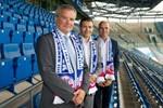Benefizspiel: Schalke 04 bei Hansa Rostock zu Gast