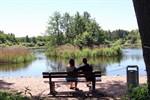 Mühlenteich in  Evershagen ist wieder erlebbar