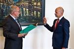 Finanzsenator für Rostock ernannt