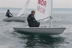Laser Europa Cup turbulent beendet