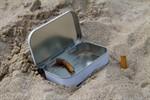 Kippenfreier Strand für Badespaß und Meeresschutz