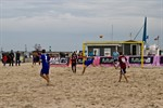 Die Rostocker Robben sind Beach Soccer Meister