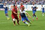 Hansa Rostock unterliegt Wehen Wiesbaden mit 0:1