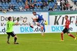 Hansa Rostock unterliegt Sonnenhof Großaspach mit 1:3