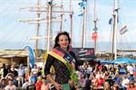 Sandra Blockus zur Miss Hanse Sail 2014 gekürt