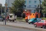 Straßenbahnbetrieb im Bereich Holbeinplatz eingeschränkt