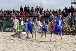 Großes Finale: DFB-Beachsoccer-Cup in Warnemünde