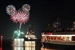 """Letzte """"Rostock Port Party"""" des Jahres in Warnemünde"""