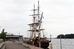 Tres Hombres bringt Fair-Trade-Produkte zur Hanse Sail