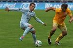 Hansa Rostock unterliegt dem Chemnitzer FC mit 0:2
