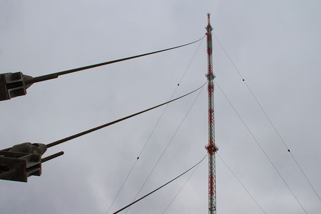 Neuer Sendemast verbessert Radioempfang