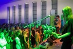 Hamburger Band Tonbandgerät spielt im ISG Rostock