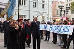 Protest zur feierlichen Immatrikulation an der Universität Rostock
