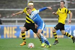Hansa Rostock und Borussia Dortmund II trennen sich 1:1
