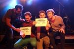 Rabaukendisko gewinnen das Landesrockfestival MV 2014
