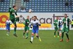 Hansa Rostock unterliegt Preußen Münster mit 0:2
