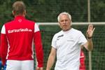 Hansa Rostock beurlaubt Trainer Peter Vollmann