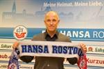 Karsten Baumann ist neuer Trainer bei Hansa Rostock
