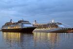 182 Kreuzfahrtschiffanläufe 2015 in Rostock-Warnemünde erwartet