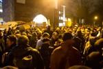 800 Menschen demonstrieren gegen Rogida