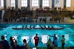 9. Indoor-Cup der Drachenboote 2015