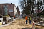 Wallstraße wird saniert