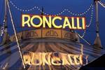 Circus Roncalli gastiert im Stadthafen Rostock