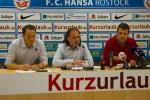 Frisches Geld für den FC Hansa Rostock