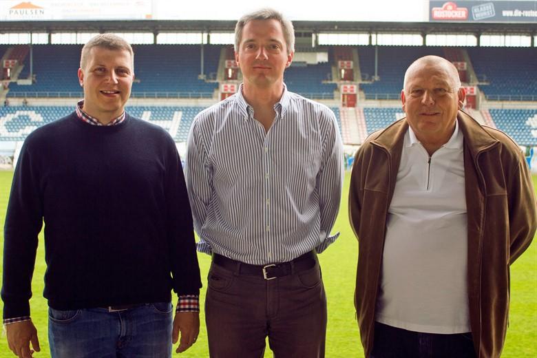 Hansa Rostock: Ausgliederung der Profifußballabteilung beschlossen