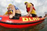 DLRG-Cup 2015 in Warnemünde - Wettkämpfe und echter Einsatz