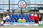 FC Hansa Rostock - Mannschaftsfoto Saison 2015/2016