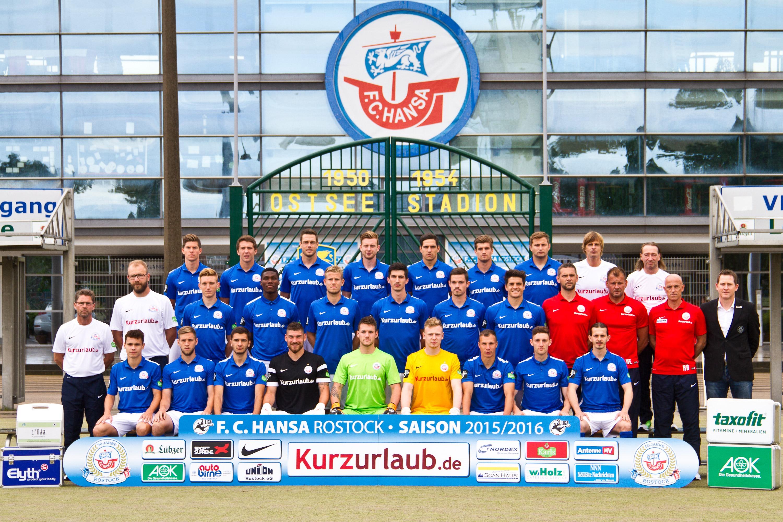 Fußball Hansa Rostock