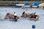 20. Warnemünder Drachenbootfestival zur Warnemünder Woche 2015