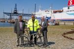 Hafenvogt soll im Stadthafen Rostock für Ordnung sorgen